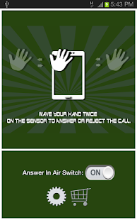 Answer In Air (Free) - screenshot thumbnail