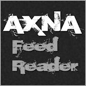 AXNA Feed Reader