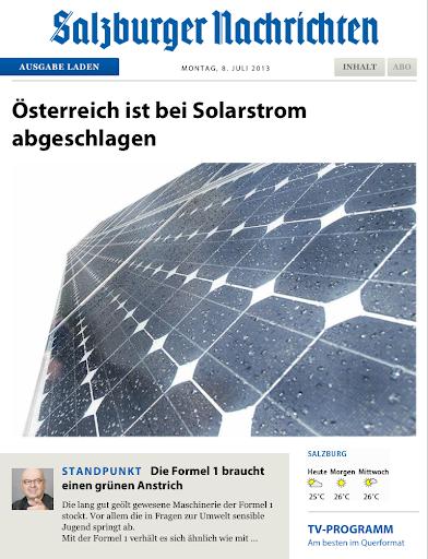 Salzburger Nachrichten HD