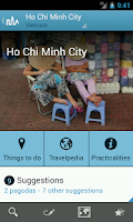 Screenshot of Vietnam Travel Guide