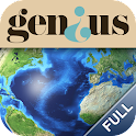 Genius Geography Quiz icon
