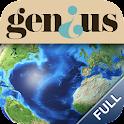 Genius Geografia Quiz icon