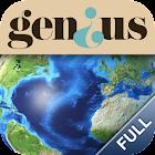 Genius Geography Quiz icon