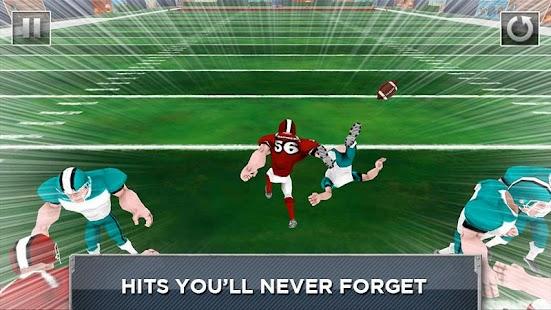 Mobile Linebacker - Football - screenshot thumbnail