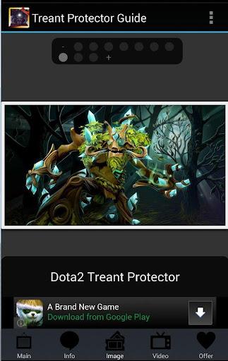 【免費媒體與影片App】Treant Protector Guide-APP點子