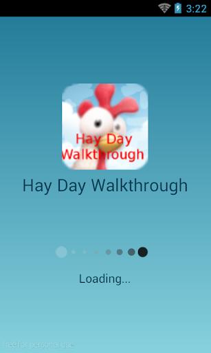 Hay Day Walkthrough