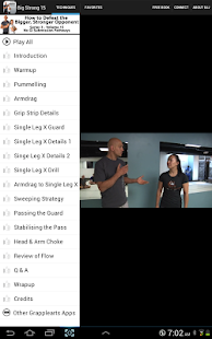 BigStrong 15, Submission Paths - screenshot thumbnail