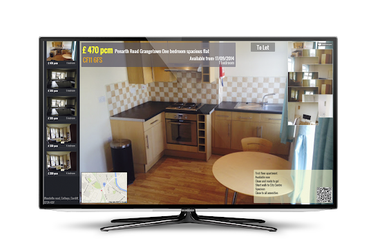 Lettings TV Advertiser