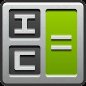 Металлический калькулятор