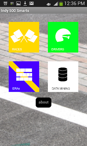 Indy Race Statistics