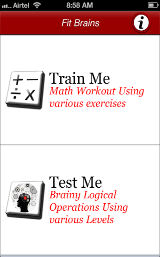 Fit Brains Train and Practise