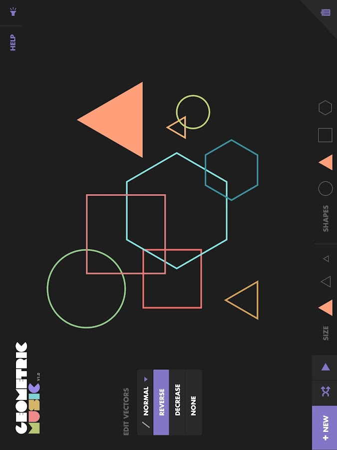 Geometric Music- screenshot