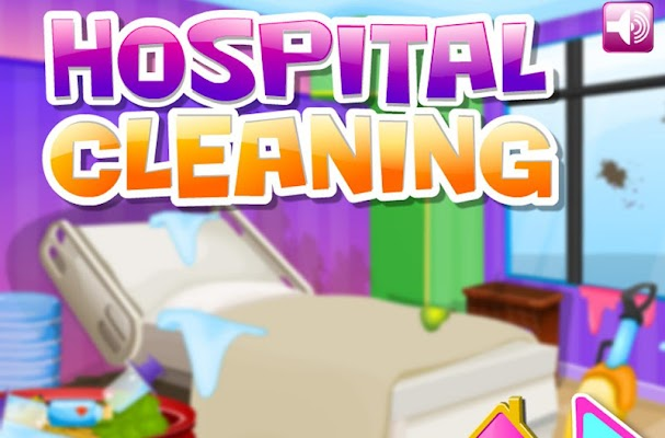 Tidy and Clean Up the Hospital - screenshot