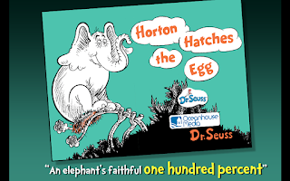 Screenshot of Horton Hatches the Egg