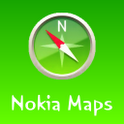 Nokia Maps icon