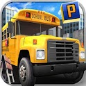 School Bus Parking Frenzy icon