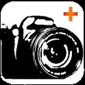 Photofluent + logo
