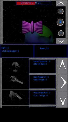 Space Defense Clicker