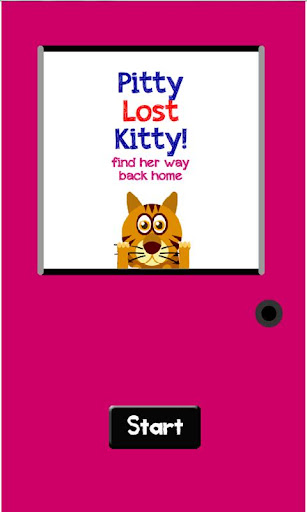 Pitty Lost Kitty