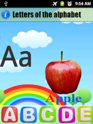 教育必備APP下載 Alphabet & Number (s) 好玩app不花錢 綠色工廠好玩App