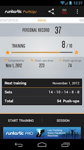 Runtastic Push-Ups Workout v1.7