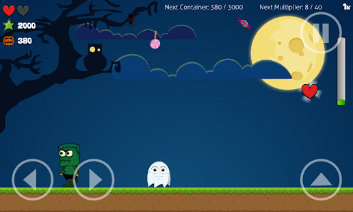 Greest: The Halloween Ghost- screenshot thumbnail