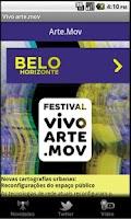Screenshot of Vivo Arte Mov