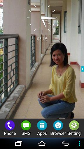 Transparent Screen vn