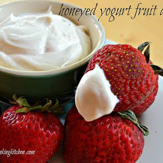 Yogurt Fruit Dip Recipes.