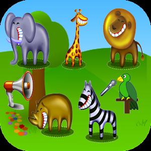 動物的叫聲 教育 App LOGO-APP試玩