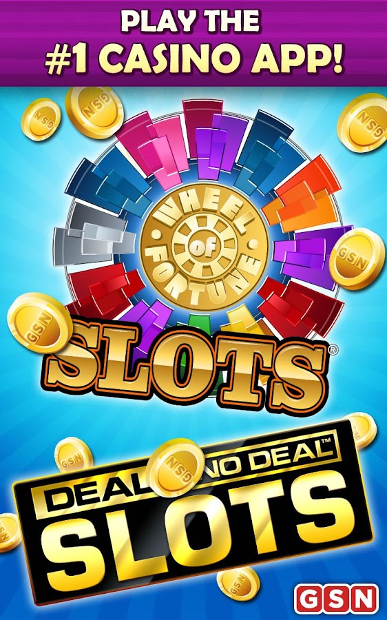Real slot machines online