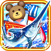 Kuma Fishing!