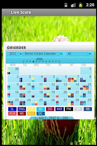 【免費運動App】Cricket Live Score-APP點子