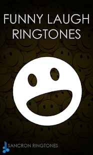 Funny Laugh Ringtones - screenshot thumbnail