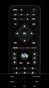 VizRemote (Remote control for Vizio TV)- screenshot thumbnail