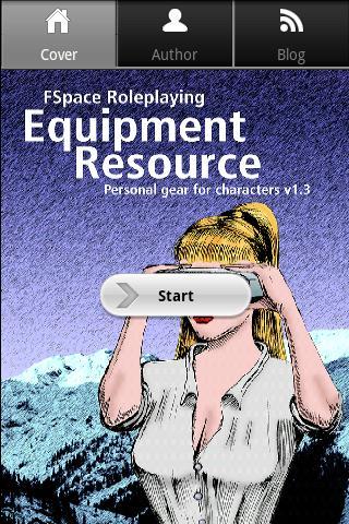 FSpaceRPG Equipment Guide v1.3