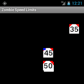 Zombie Speed Limit