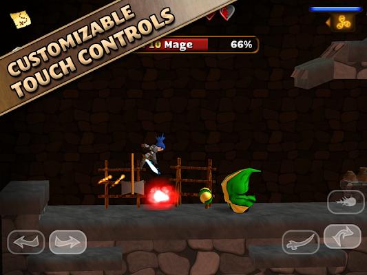 Swordigo - screenshot