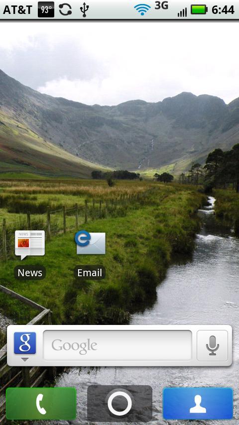 Landscapes Collection- screenshot