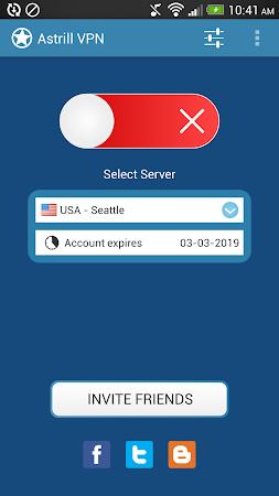 Astrill VPN 2.7 screenshot 128155