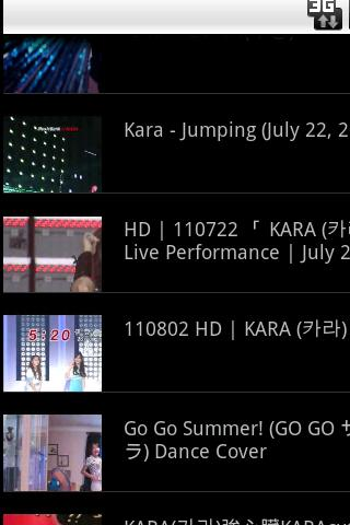 Kara Photo Youtube (KPOP) - screenshot