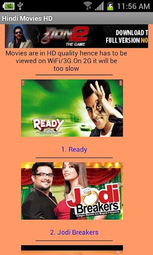 Hindi Movies HD