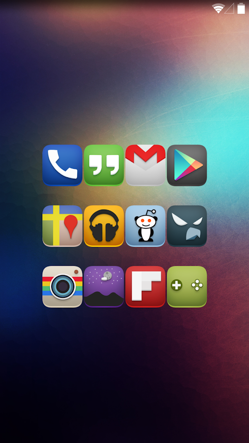 Vibe - Icon Pack - screenshot