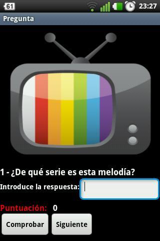 Soy el que más sabe de TV - screenshot