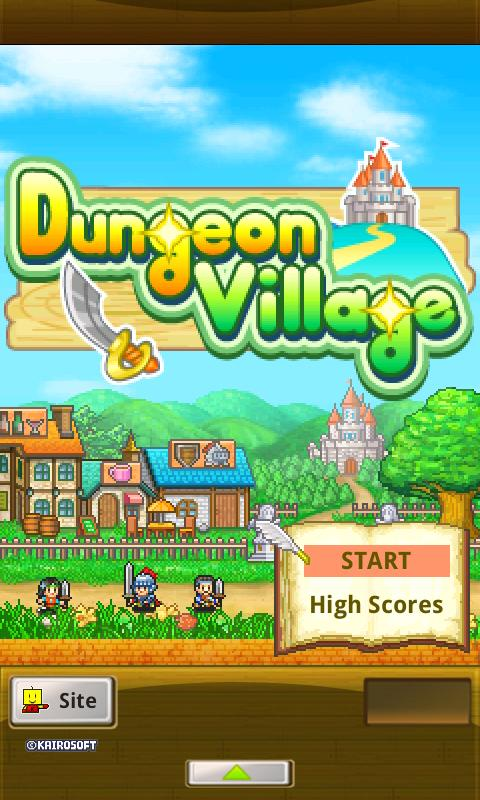 Dungeon Village Lite- screenshot