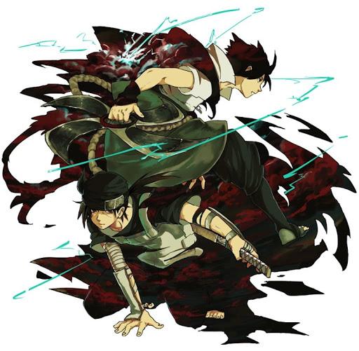 忍者漫画アニメ× 同人 画像 壁紙