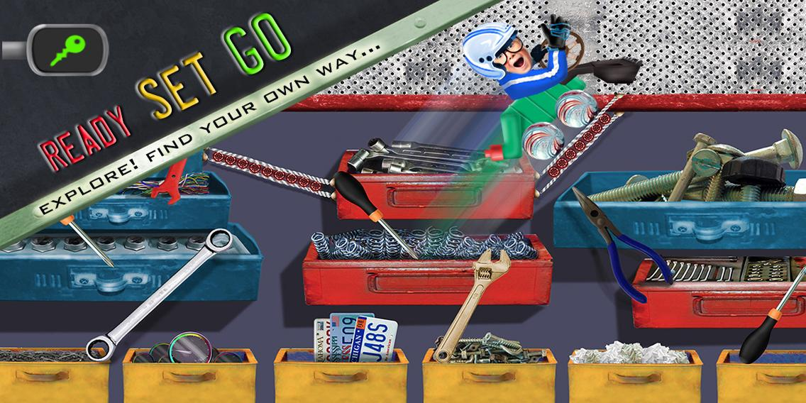 Create A Car  Kids Garage Game- screenshot