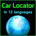 Car Locator in12 Languages icon