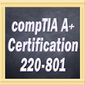 CompTIA A+ 220-801