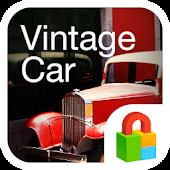 Vintage Car Dodol Locker Theme